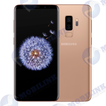 Смартфон Samsung Galaxy S9+ G965F Gold