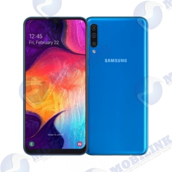 Смартфон Samsung Galaxy A50 64GB SM-A505F Blue